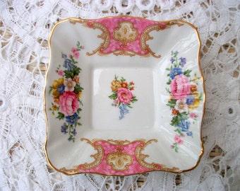 Royal Albert  Lady Carlyle Bon Bon Dish - Bone China