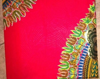 DashikiKitenge Fabric