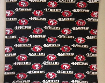 "San Fransisco ""49'ers"" 16""X16"" Pillow Case/Cover"