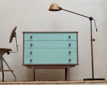 Dresser vintage - convenient blue