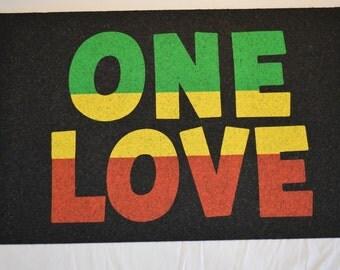 One Love Mat