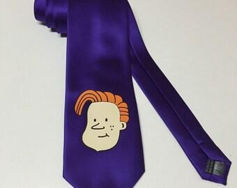 Conan O'Brien, necktie