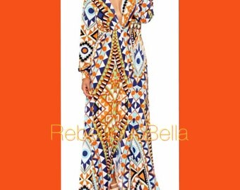 The St. Marteen Maxi (Sizes 4-12)