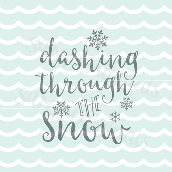 Image result for dashing through the snow picture