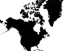 Popular items for continents stencil on Etsy