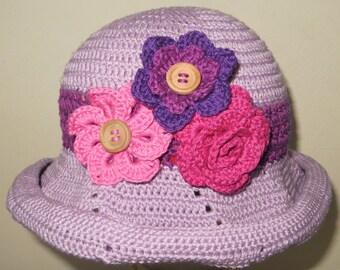 Cheerful Summer Hat pattern
