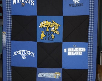 Kentucky University KU K U Kentucky Wildcats Wildcats KU : university of kentucky quilt - Adamdwight.com