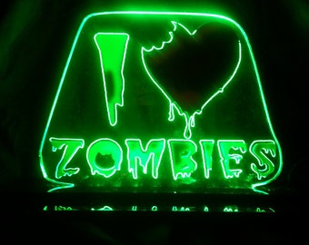 Zombie Nightlight
