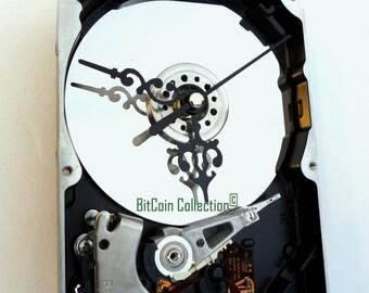 Clock Hard Drive