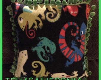 Lizzard Pillow