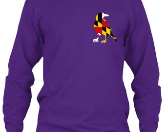 Baltimore Ravens Long Sleeve