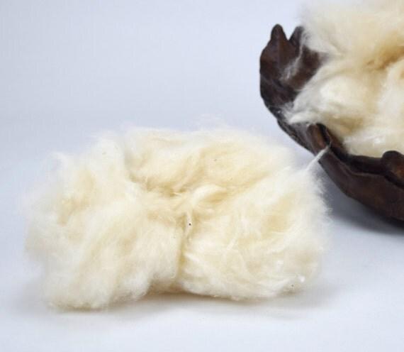 100 Natural Kapok Fiber Stuffing Filling Pure Organic