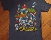 Vintage The Smurfs Tee