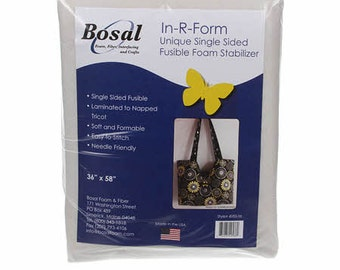In-R-Form Fusible Foam Stabilizer