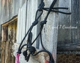 Custom Rope Halter