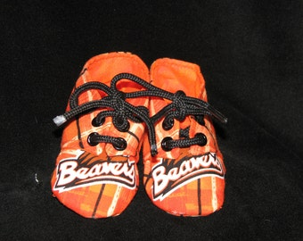 Oregon State Beaver's Sneaker Style Booties.