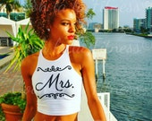 Mrs. Crop Top. Made In The USA!