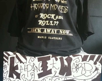 Horror Movies and Rock