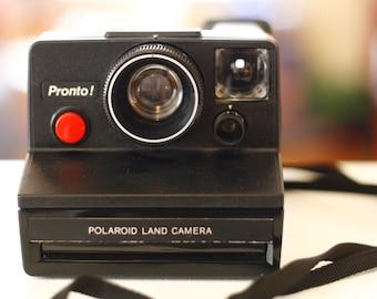 Polaroid Pronto! SX-70 Land Camera in Working Condition