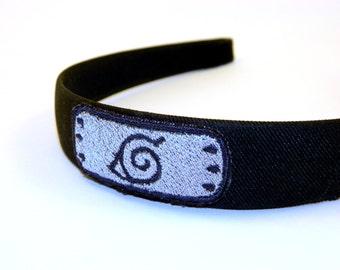 Naruto Emblem Headband