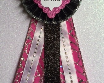 Happy 70th Birthday To Me ..70th Birthday Corsage..70th Birthday..Birthday Pin..Birthday Corsage..Free Customization