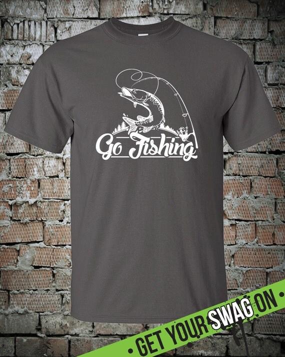 Go fishing t shirt swag art designs t shirt graphic t for Fishing shirt designs