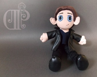 Ninth Doctor Doctor Who Doll Plushie Toy Christopher Eccleston