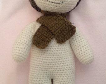 Raymond Briggs The Snowman - Crochet