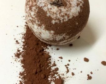 CHEWBATHA,Star Wars, Chocolate Mint Bath Bomb, Gifts For Him, Chocolate cocoa bath bomb.