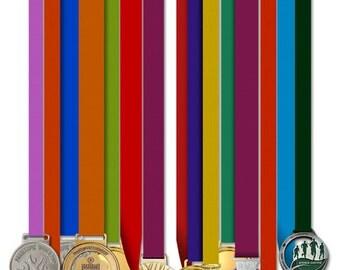 Motivational Medal Hanger - Pride is Forever