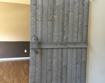 Exceptional Sliding Barn Door Hardware Kit With Track Raw Steel Finish Door NOT Included