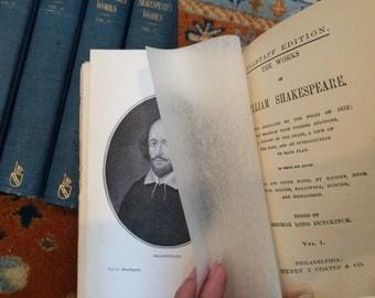 Shakespeare's Works, Full Set