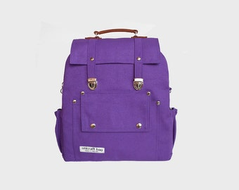 Small Backpacks Purple/Messenger bags/Crossbody bags/Travel Bags/School Backpack/Book bags/Multi-bags/Bags&Purses/Kids bags/small backpack