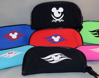 Disney Cruise Line DCL Inspired Sunglass Case Great Fish Extender (FE) Gift