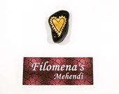 Heart stone, Love amulet, Piedras pintadas, Indian heart, Love talisman, Love rituals, Occult symbols, Rustic sign, Heart stones