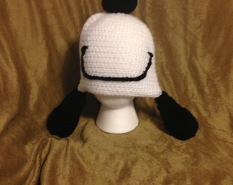Dancing snoopy hat with Woodstock