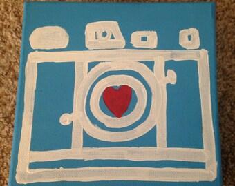 Capture canvas