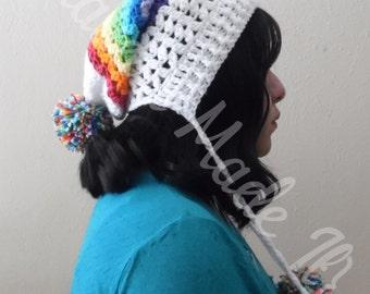Rainbow Slouchy