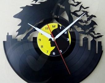 Vinyl wall clock - Batman