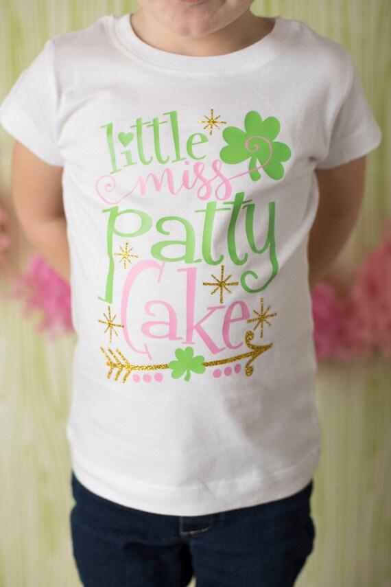 Little Miss Patty Cake Onesie Shirt 0 24 Months 2t 12