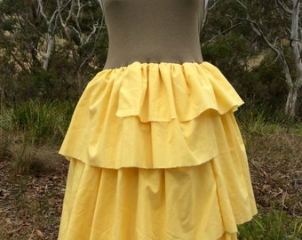 SALE Tattered fairy dress // woodland, mori kei, boho, pixie style