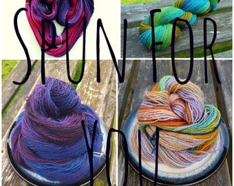 Make to Order - Handspun Yarn