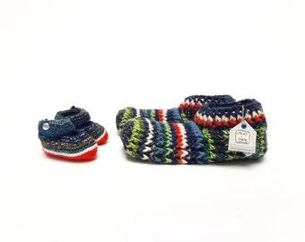 Calufa & baby - Handmade Slippers