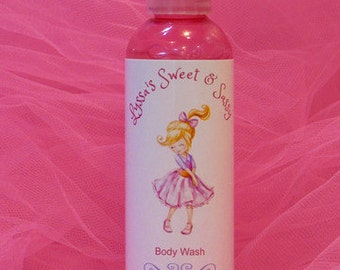 Lyssa's Sweet n' Sassy Body Wash