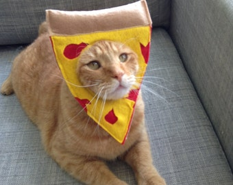 Pizza Cat Costume for Cats ©