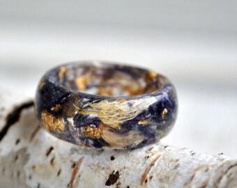 black ring for man, mens jewelry, men resin ring, unique mens ring, ring for men, men engagement rings, wedding ring men, black ring man