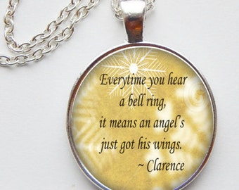Clarence The Angel Etsy
