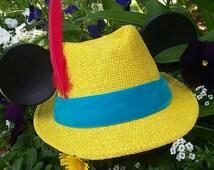 Pinocchio Hat. Pinocchio Mickey Ears. Disney Pinocchio.
