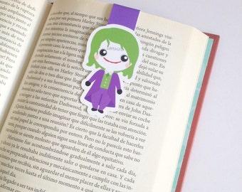 The J. Magnetic Bookmark - Evil Bookmarks