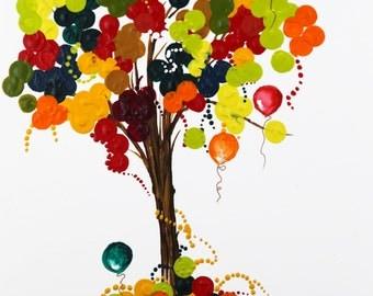 Blob Tree (No. 2)